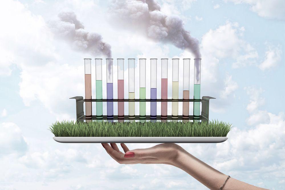 Экологические исследования и услуги лаборатории
