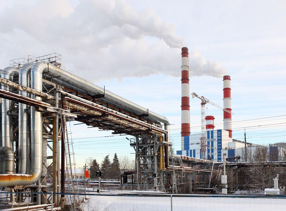 Професійна інвентаризація викидів забруднюючих речовин