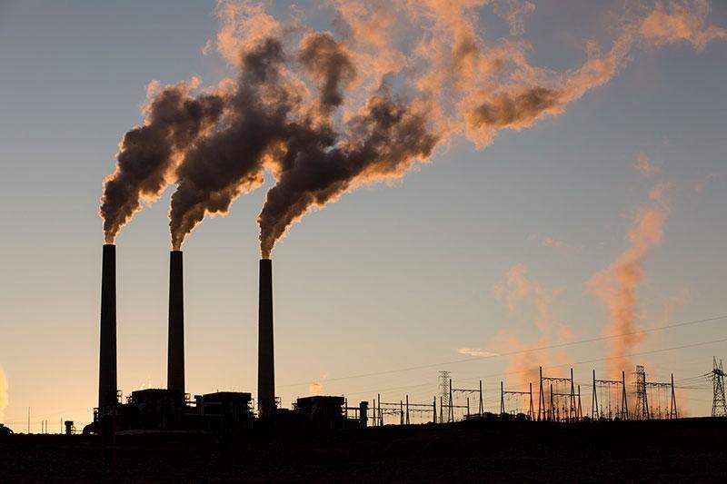 Профессиональная инвентаризация выбросов загрязняющих веществ