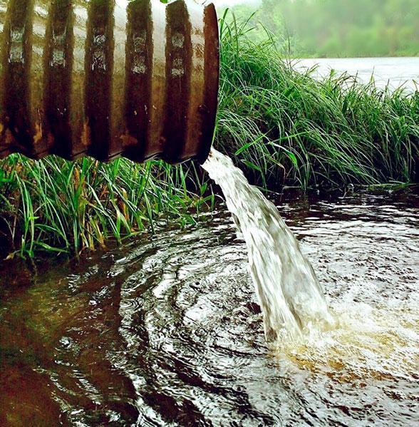 Организация учета образования отходов, сбросов в водные объекты, и выбросов в атмосферу, текущего контроля за источниками загрязнения и местами временного хранения отходов