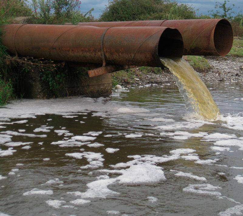 Организация учета образования отходов, сбросов в водные объекты, и выбросов в атмосферу, текущего контроля за источниками загрязнения и местами временного хранения отходов - Фото №2