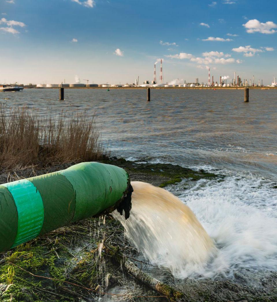 Організація обліку утворення відходів, скидів в водні об'єкти, та викидів в атмосферу, поточного контролю за джерелами забруднення і місцями тимчасового зберігання відходів                                                                             - Фото №3