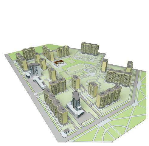 Разработка схем санитарной очистки населенных пунктов