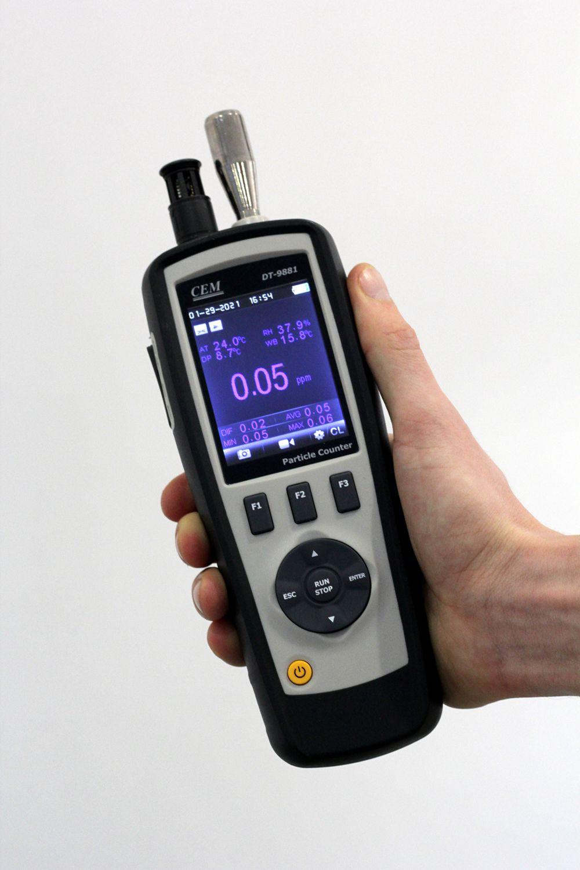 Проведення окремих аналізів (води, повітря, грунтів) і вимірювань фізичних факторів (радіації, електромагнітного поля, шуму, вібрації)                                                                             - Фото №13