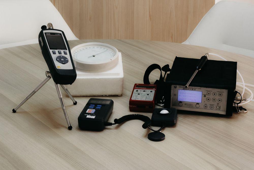 Проведення окремих аналізів (води, повітря, грунтів) і вимірювань фізичних факторів (радіації, електромагнітного поля, шуму, вібрації) - Фото №4